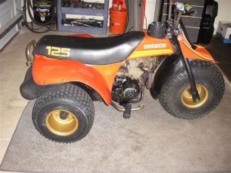 Suzuki 3 Wheeler 125 3wheeler Motorcycles For Sale
