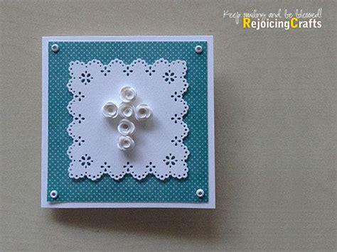 Handmade Christening Card Ideas - handmade christening card