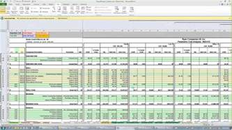 excel templates for construction estimating labor estimate template estimate spreadsheet template