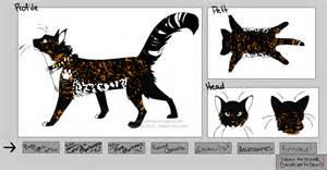 Warrior cats oc nightstorm by ravenstar15 on deviantart