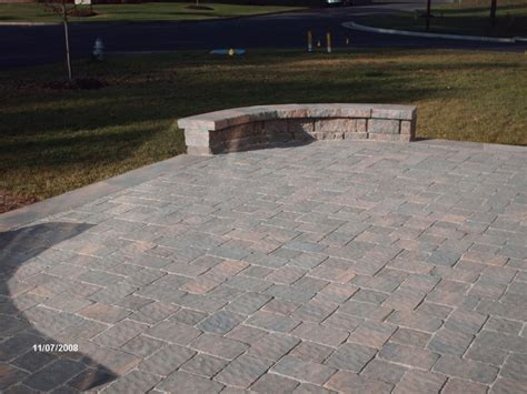 Concrete Patio With Pavers Pictures Of Concrete Landscape And Patio Pavers