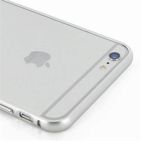 Noosy Metal Aluminium Bumper For Iphone 6 Plus Mf0 453ce2 Pink iphone 6 6s plus aluminum metal bumper silver