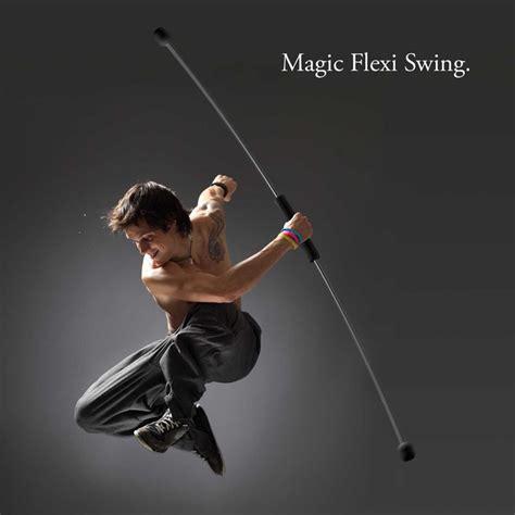 swing magic aerobic schwungstab schwingstab magic flexi swing stick