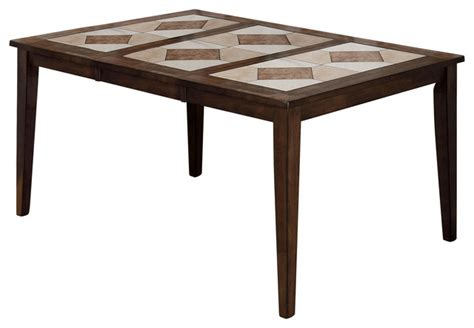 tucson dining table with ceramic tile dining tables by