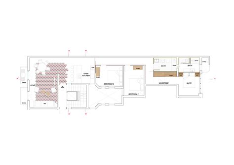 casa fortuna floor plan gallery of tyche apartment casa margherita serboli 24