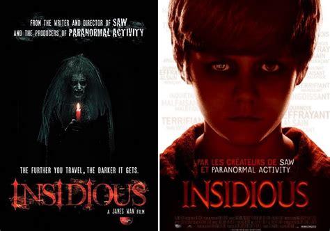 film insidious histoire critique ouverte insidious