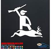 Home / Hunting Decals &amp Stickers Deer Hunter Car Decal