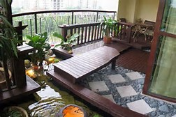 Balcony Terrace Garden Design