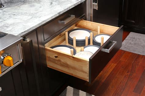 kitchen cabinet special features 6 kitchen cabinet features that will create a wow