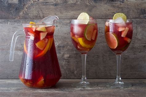 A Delicious Sangria Recipe For Parties