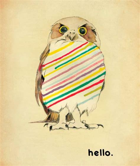 hello owl sayforward