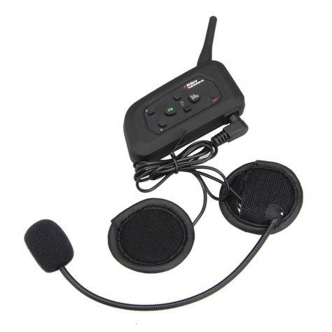 Motorrad Headset by Interphone Bluetooth Motorbike Motorcycle Helmet Intercom