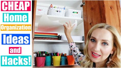 133 best cheap home organization ideas images on pinterest cheap home organization ideas hacks for kids arts