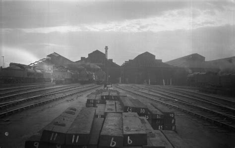 Shed Style Roof the 8d association edge hill locomotive shed 8a