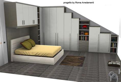 da letto in mansarda da letto in mansarda a roma scegli la qualit 224