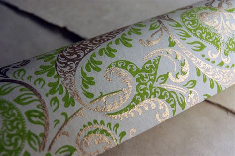 Handmade Paper India - tree free handmade papers made in india printed sheets