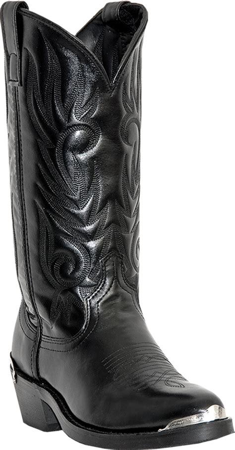 Hell Boot Coboy Black upc 679145400077 laredo brentwood black cowboy boots