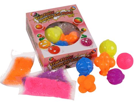 Bouncing Fruit by Bouncing Maker Do It Yourself Kit At Science