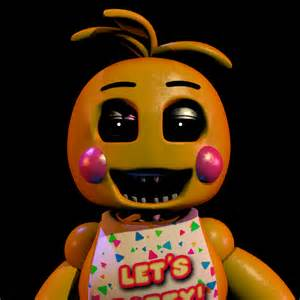 Toy chica missing beak and eyes five nights at freddy s photo