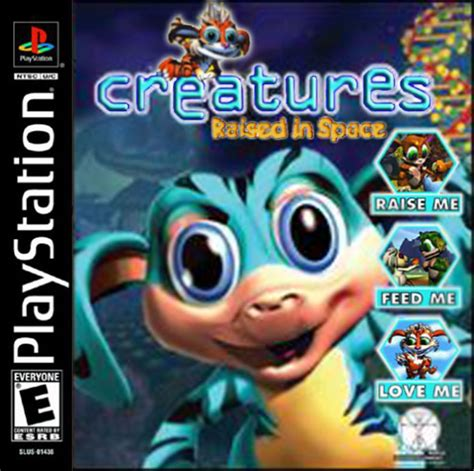 emuparadise vectrex creatures raised in space sony playstation