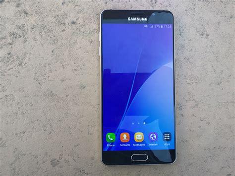 Harga Samsung A7 Warna Hitam harga dan spesifikasi samsung galaxy a7 2016 droidpoin
