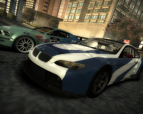 speed  wanted bmw  gt nfs shift nfscars