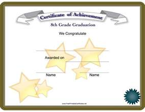 5th grade graduation certificate template 25 best ideas about printable certificates on