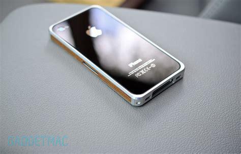 Iphone 4 4s Bumper Aluminium Cover Armor Casing Hardcase Keren patchworks alloy x wood sumally サマリー