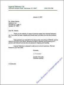 Business Letter Layout Heading Format Of Business Letters