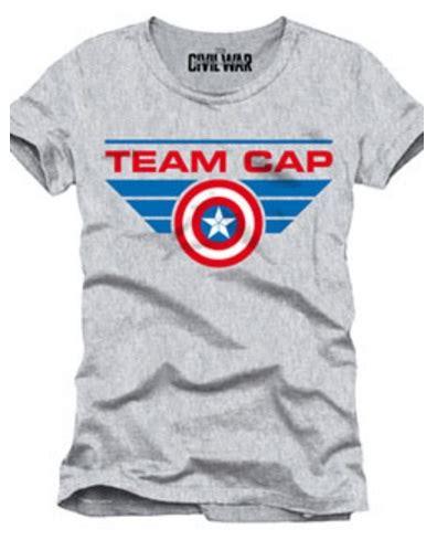Hoodie Team Stark Civil War 2016 April Merch 1 captain america team captain t shirt utb