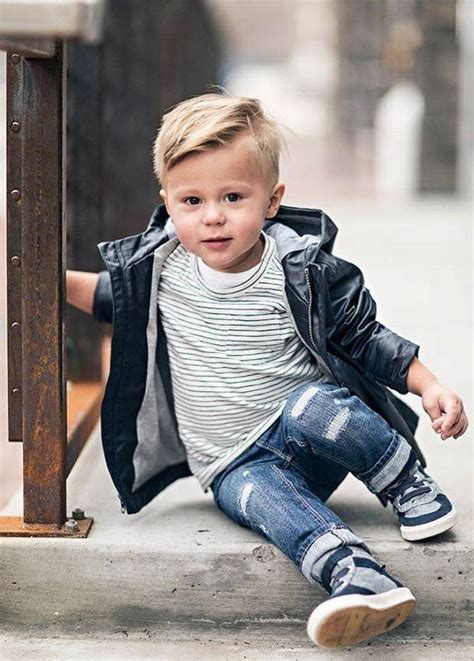 boy hairstyles  trendy  cute toddler boy
