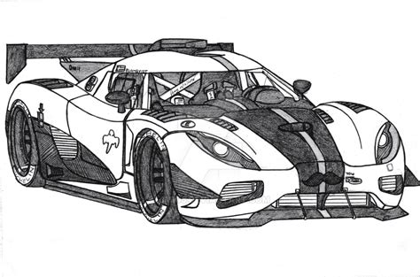 koenigsegg car drawing koenigsegg agera one 1 by jmig3 on deviantart
