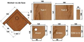 Beautiful Fabriquer Un Sapin En Bois #7: Fabriquer-nichoir-14926-p4.jpg