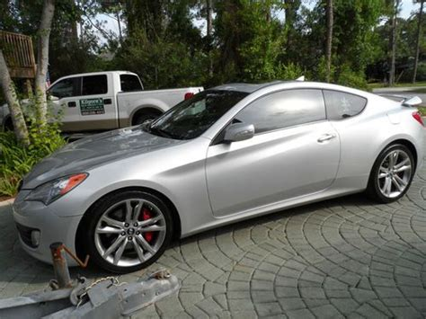 2010 Hyundai Genesis Coupe 3 8 For Sale by Find Used 2010 Hyundai Genesis Coupe 3 8 Track Coupe 2