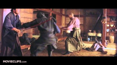 film ninja samurai the last samurai 2 4 movie clip ninja attack 2003 hd youtube