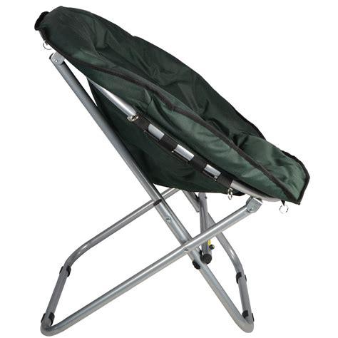 folding moon chair azuma folding padded moon chair ideal for cing