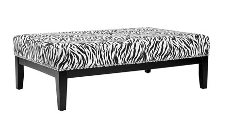 zebra chair and ottoman 17 zebra living room decor ideas pictures