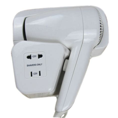 how to hang hair dryer in bathroom bathroom wall mounted hair dryer small household wall