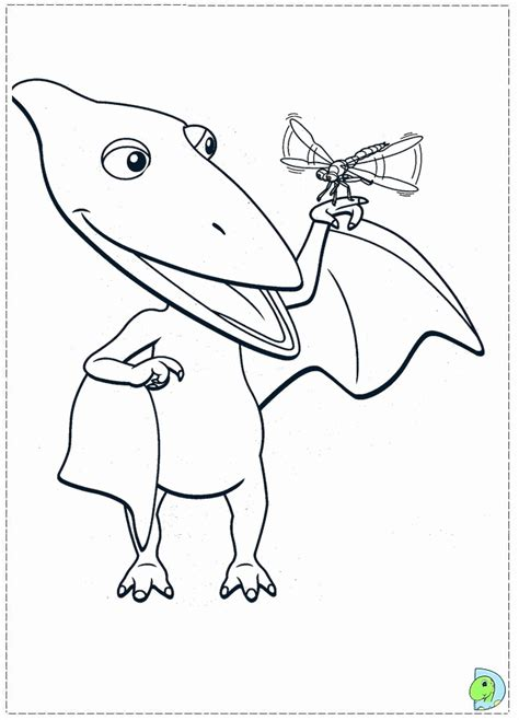 dinosaur train coloring pages coloring home