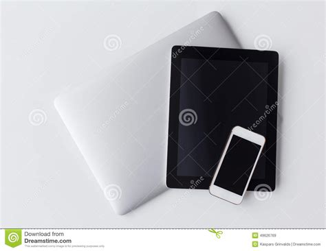modern technology gadgets modern technology gadgets stock photo image 49626769