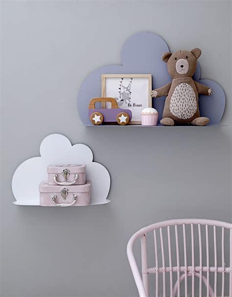 Bloomingville Shelf by Leo Bloomingville Mini Cloud Shelf White Large