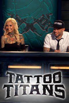 watch tattoo titans online watch tattoo titans online season 1 ep 8 on directv