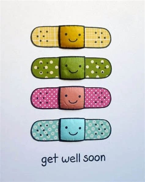 get well soon cards for to make get well michellewhitsett cards