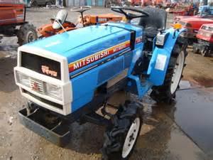 Mini Tractor Mitsubishi Mitsubishi Mt1601d Used Compact Tractor Buy Mitsubishi