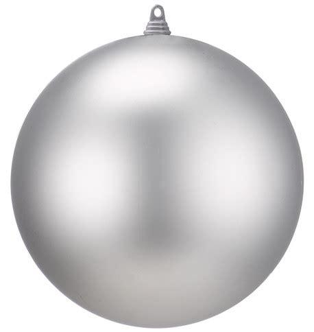 300mm matt baubles silver dzd
