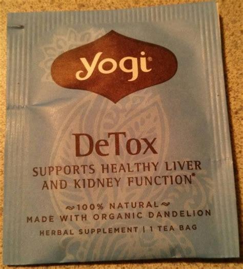 Yogi Detox Tea Reviews Side Effects by Yogi Detox Tea 16 Tea Bags Pack Of 6