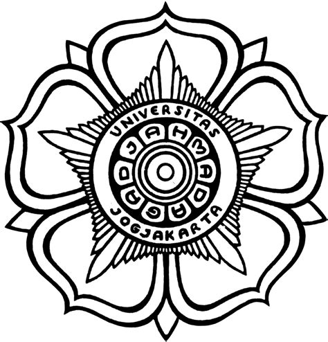 logo resmi universitas gadjah mada