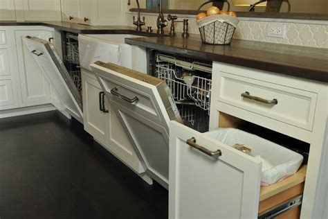 two dishwashers one sink kitchens for the entertainer kitchen design partners