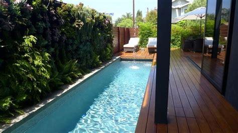 piscinas de obra para patios peque 241 os ventajas de las