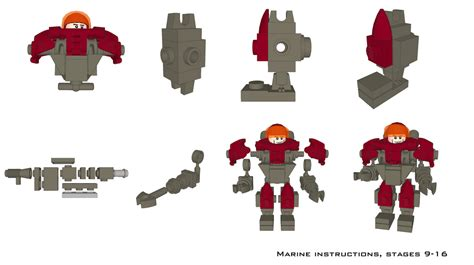 lego hardsuit tutorial the ugly duckling july 2010